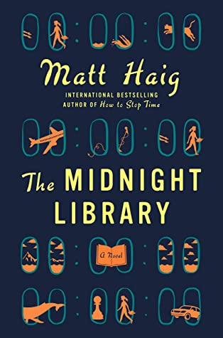 Books About Books The Midnight Library