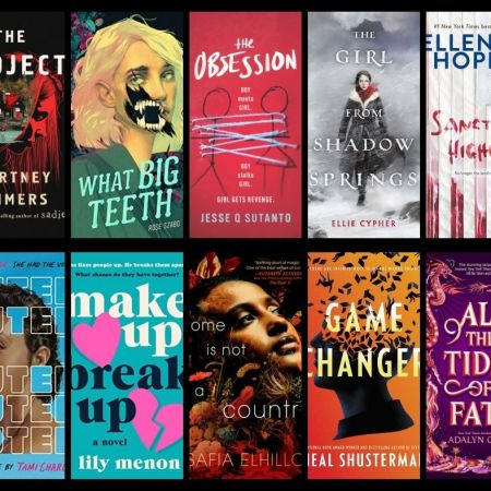 10 New Book Releases February 2021 For The Love Of Books Blog Post Header