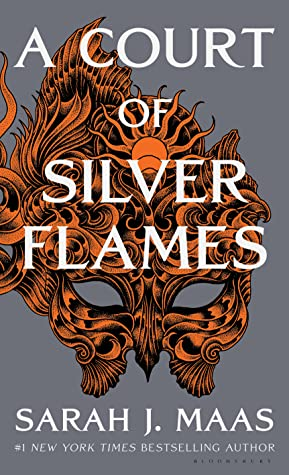 February Book Releases A Court of Silver Flames by Sarah J Maas