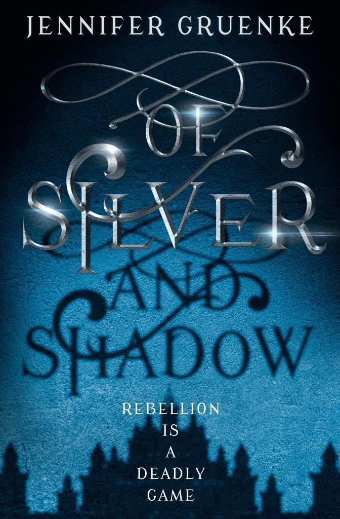 February Book Releases of Silver and Shadow by Jennifer Gruenke