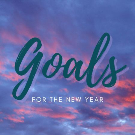 Goals 2021 Reading Goals Blogging Writing