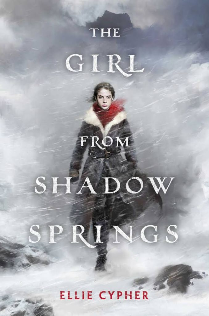 The Girl From Shadow Springs Book Cover