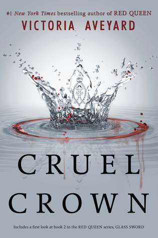 Cruel Crown by Victoria Aveyard Book Covers With Crowns