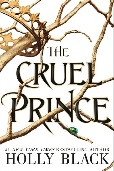 The Cruel Prince by Holly Black Book Covers With Crowns