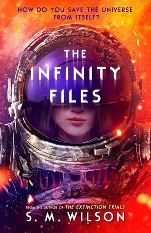 The Infinity Files by SM Wilson