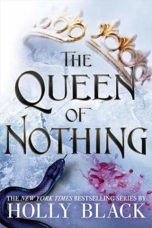 The Queen Of Nothing by Holly Black Book Covers With Crowns