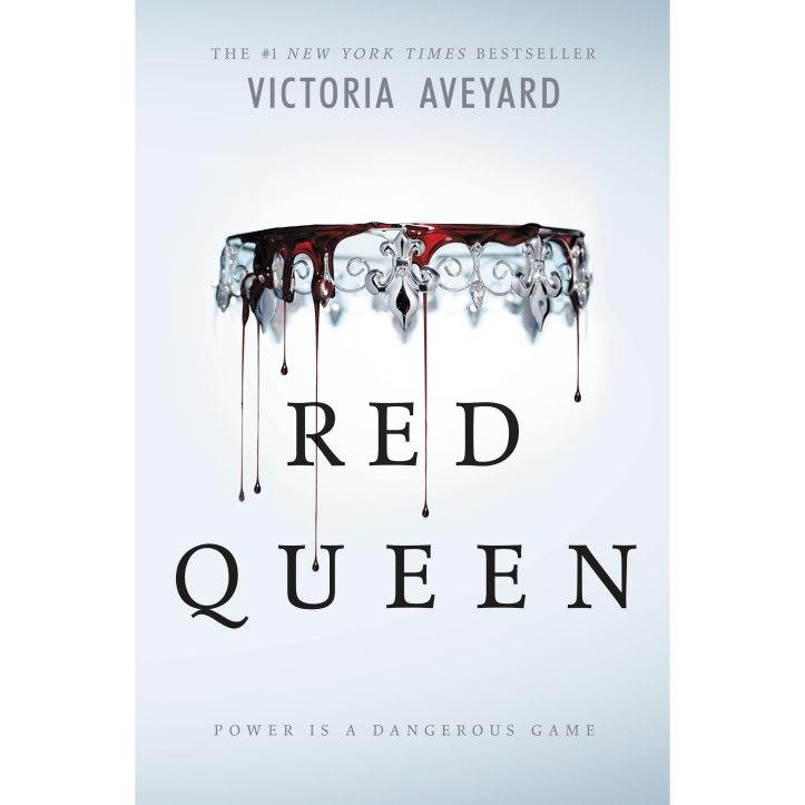 The Red Queen Victoria Aveyard Book Coer