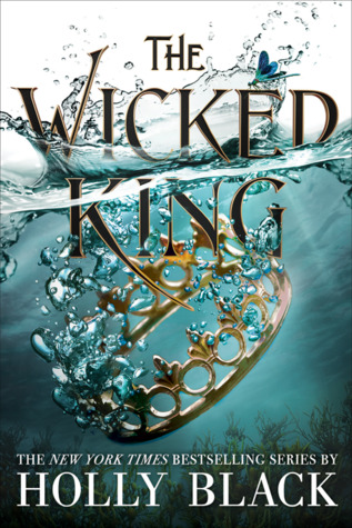 The Wicked King by Holly Black Book Covers With Crowns