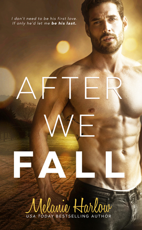 After We Fall Melanie Harlow Book Cover